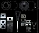 Rojaflex mechanikus motor alaptartozékok